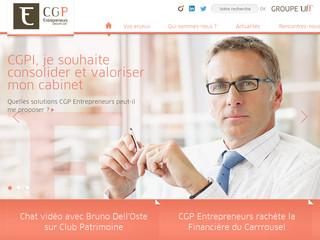CGPE – créer gestionnaire patrimoine