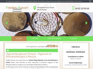 Hypnose et somatothérapie à Pertuis, Frédéric Ruscart