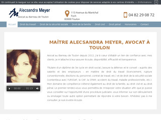 Avocat au Barreau de Toulon