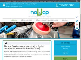 Décalaminage moteur dans le Pas-de-Calais, NaVap Auto