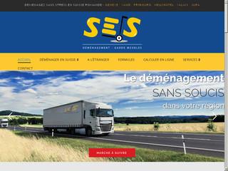 SES, transports et déménagements (Suisse)