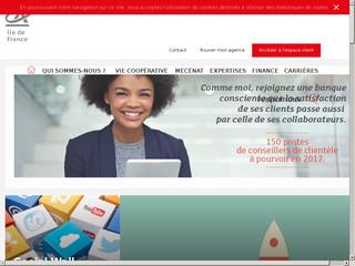 Crédit Agricole Paris – Auto Entrepreneur