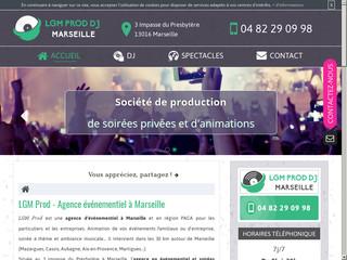 Agence d'événementiel à Marseille