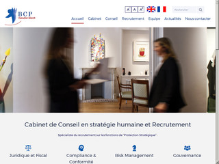 Recrutement de Compliance officers