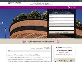 Cabinet d'Avocat en droit pénal à Evry
