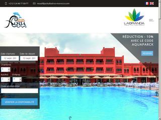 Hotel Aqua park Marrakech
