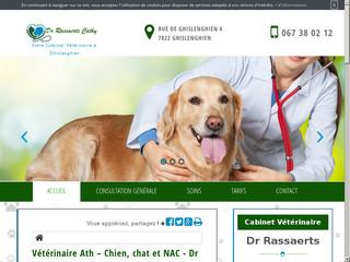 Cabinet vétérinaire à Ghislenghien
