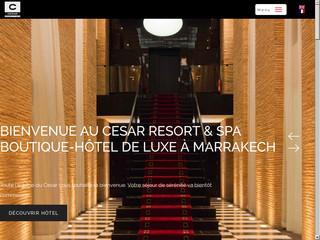Hotel de Luxe a Marrakech