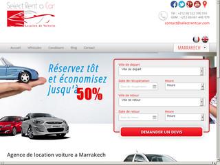 agence de location voiture marrakech