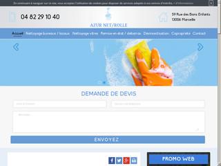 Votre entreprise de nettoyage de bureaux à Marseille
