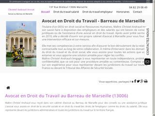 Votre avocat spécialisé en droit du travail à Marseille