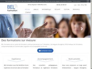 Formation en PAO Web à Marseille – Bel Formation