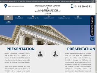 Cabinet d'avocats spécialisé dans le droit pénal à Toulon