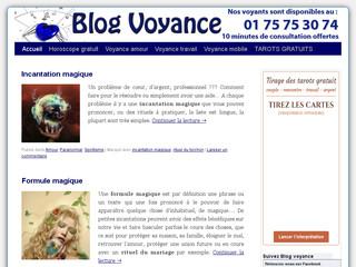 Blog sur la voyance