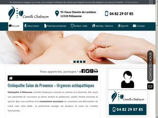 Votre ostéopathe pour sportif à Salon de Provence