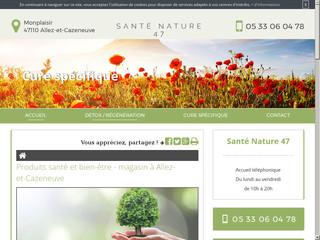 Des produits naturels pour votre bien-être à Allez-et-Cazeneuve