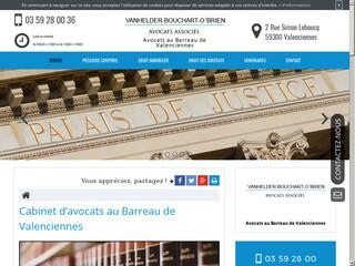 Votre avocat en droit immobilier à Valenciennes