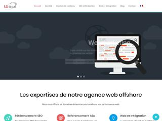 Waoo : Agence web offshore