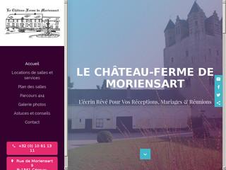 Château-ferme de Moriensart