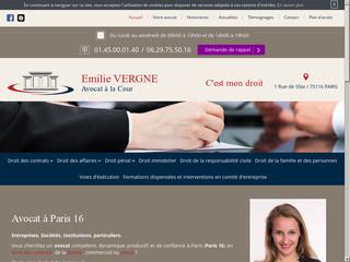 Avocat droit pénal Paris 16