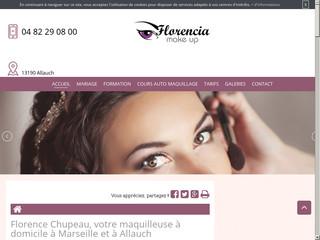 Maquilleuse de mariage professionnelle à Marseille
