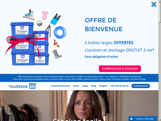 Site Officiel de You Stock