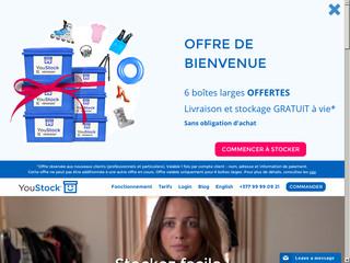 Site Officiel de You Stock