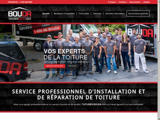 Compagnie spécialisée en toiture