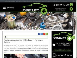 Des intervention en carrosserie d'automobile à Roubaix