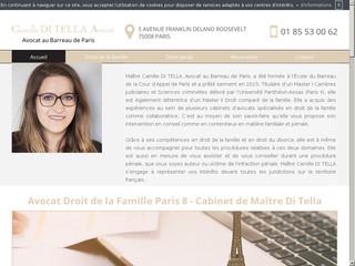 Cabinet d'avocat en droit de la famille à Paris