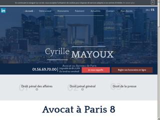 Avocat droit pénal Paris 8