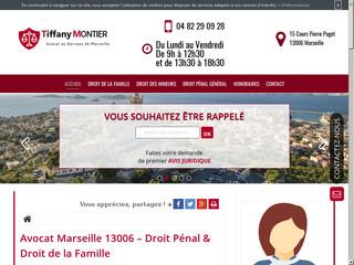 Cabinet de Maître Montier, avocat à Marseille 13006