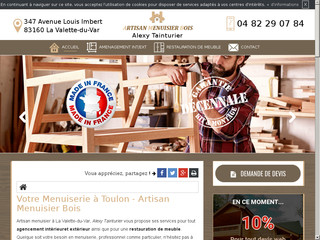 Restauration de votre Meuble à Toulon
