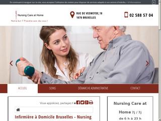 Des services d'assistance médicale à Bruxelles