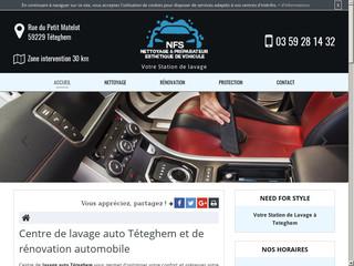 Centre de rénovation automobile à Dunkerque (59)