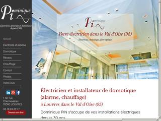 Electricité : PIN Dominique à Louvres (95)