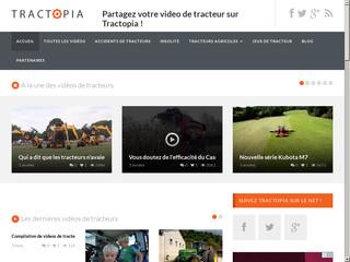 Tractopia - videos de tracteurs