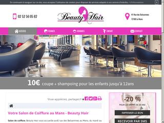 Salon de Coiffure à Le Mans: Beauty Hair