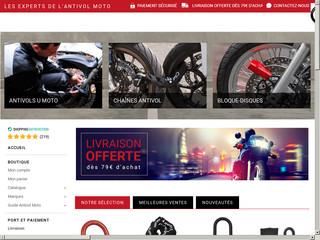 Moto-Defense : Expert de l'Antivol Moto