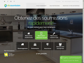Clic Soumission