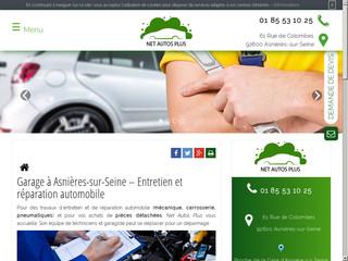 Réparation d'automobile à Asnières-sur-Seine