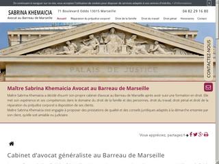 Cabinet d'avocat généraliste au Barreau de Marseille
