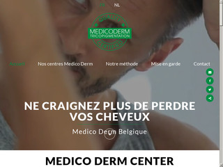 Medico Derm Center, solutions de tricopigmentation
