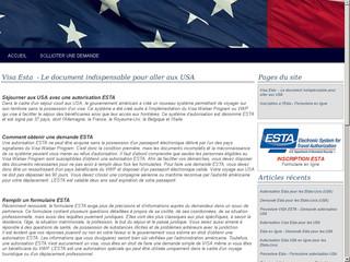 Autorisation de voyage pour les Usa