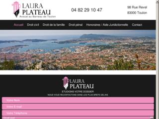 Avocat en aide juridictionnelle à Toulon