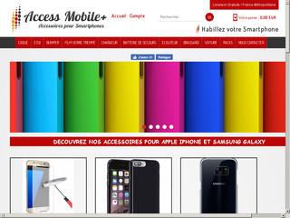 Accessoires mobiles Samsung et iPhone