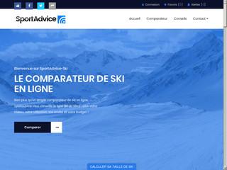 SportAdvice - Le site incontournable des sportifs