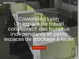 Coworking Lyon : location d'espace de travail