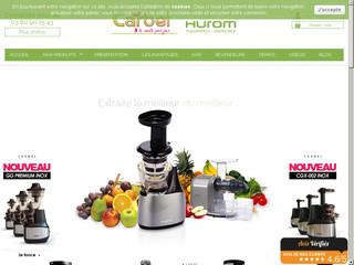 Blog d'informations sur les extracteurs de jus