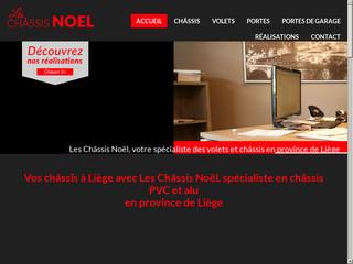 Châssis Noël : Votre spécialiste dans les châssis en aluminium et PVC à Liège